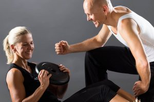 Personal Trainer Christian und Susanne