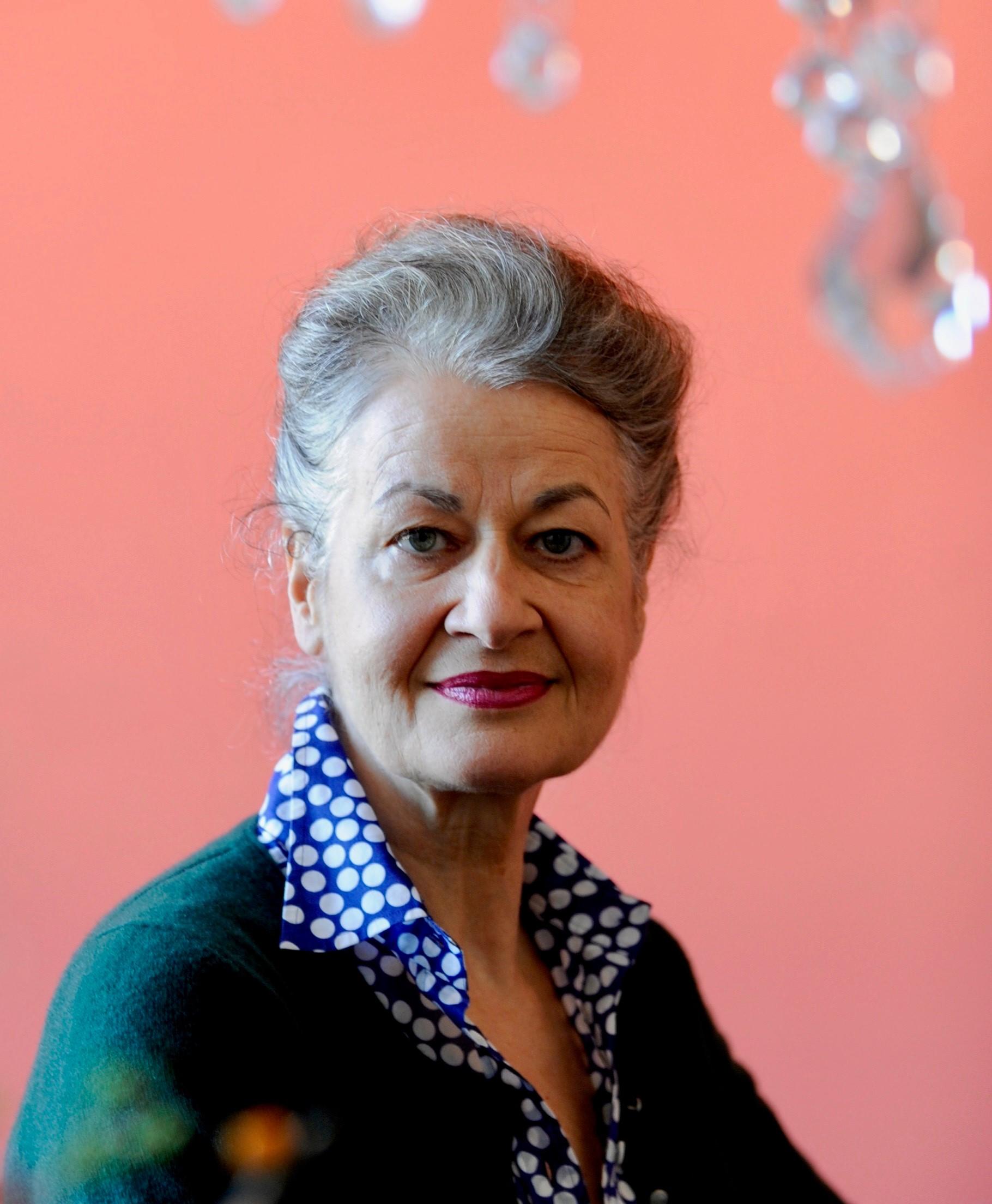 Portrait von Ursula Cantieni